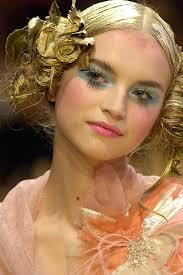 spring - fashion - pink lipstick