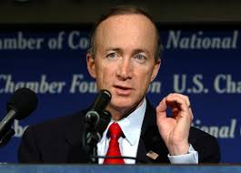 Mitch Daniels is being urged