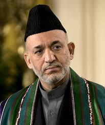 Karzai share power with