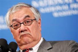 Rep. Barney Frank, chairman of