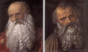 Durer, St James and St Philip