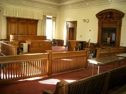 2nd Floor Courtroom