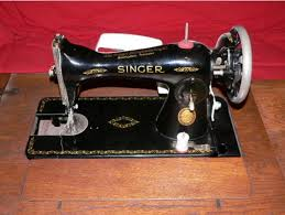 1930 singer sewing machine