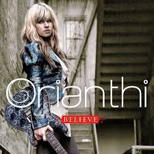 Orianthi At 24 years old,