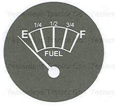 Fuel Gauge 6 VOLT.