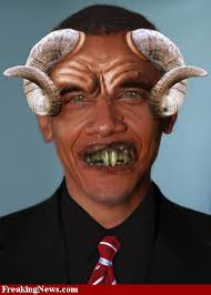 Obama The Demon pictures
