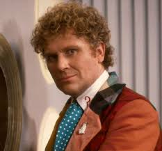 Colin Baker was a larger than life ...