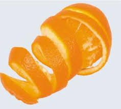 Peel an orange, and other