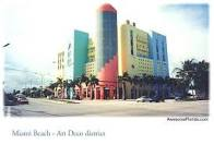 Miami Beach, Art Deco district