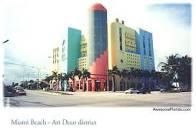 Miami Beach, Art Deco district