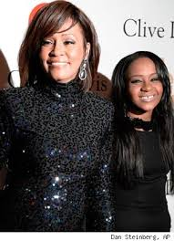 whitney houston daughter bobbi