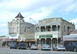 Fredericksburg, Texas- If
