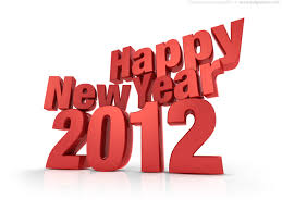 Happy New Year 2012,