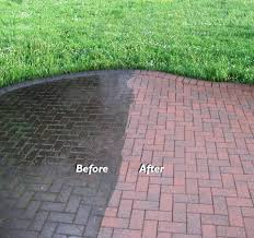 Pressure Washing cleaning is