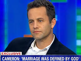 actor Kirk Cameron has