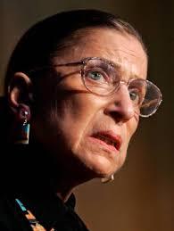 Ruth Bader Ginsburg Advises