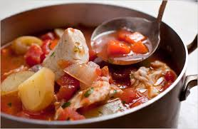 Easy Fish Stew With