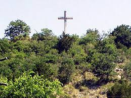 TX : Cross Mountain Park,