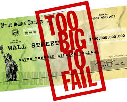 Too Big to Fail Wallpaper
