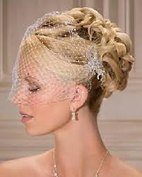 is a birdcage veil made of