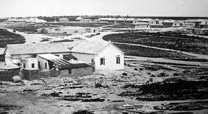 Fort Stockton in 1884.