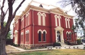 Courthouse, Alpine, Texas