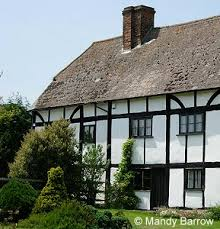 Tudor houses are known for