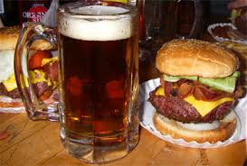 burger and beer 300x202