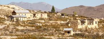 The Terlingua Ghost Town