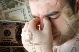 is no debtors' prison in