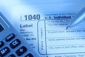 about Form 1040 and when