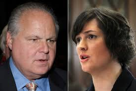 rush limbaugh sandra fluke