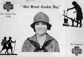 Girl Scout Cookies® History