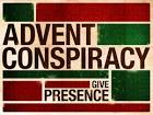 of the ADVENT CONSPIRACY.