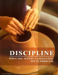 One Word, Discipline