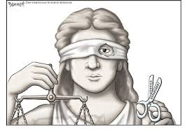 Bennett Archive: Blind Justice