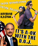 General Eric Holder Won't