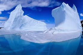 Grounded Icebergs of Victor