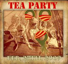 The tea party will