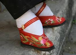 Odd Customs: Chinese Foot