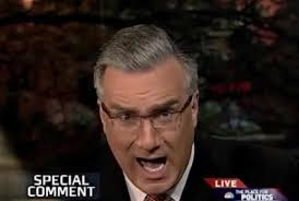 suspending Keith Olbermann
