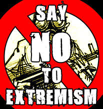 No Extremism ********