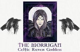 Celtic Raven Goddess