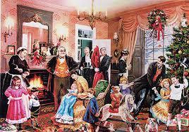 Enjoy a Victorian Christmas