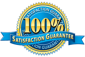 SATISFACTION Guaranteed!