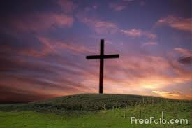 Picture of Cross on a Hill - Free ...