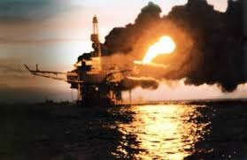 Gulf oil spill disaster