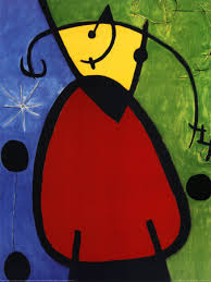 ... death of Joan Miró (1893-1983), ...