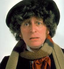 ... of Doctor Who starring Tom Baker ...