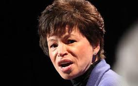 Valerie Jarrett says busy